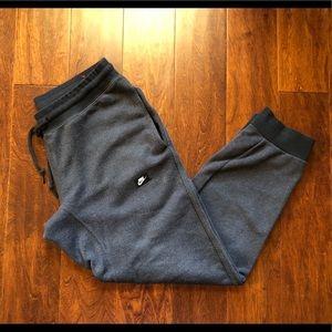 Men's Nike jogger style sweatpants